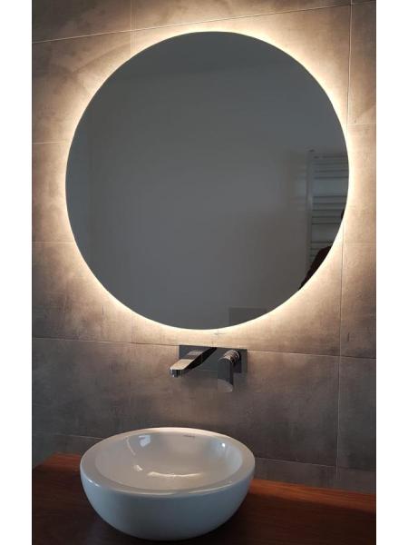 espelho wc led