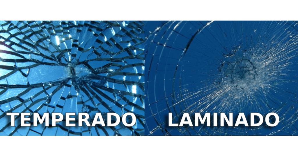 vidro temperado laminado qual escolher